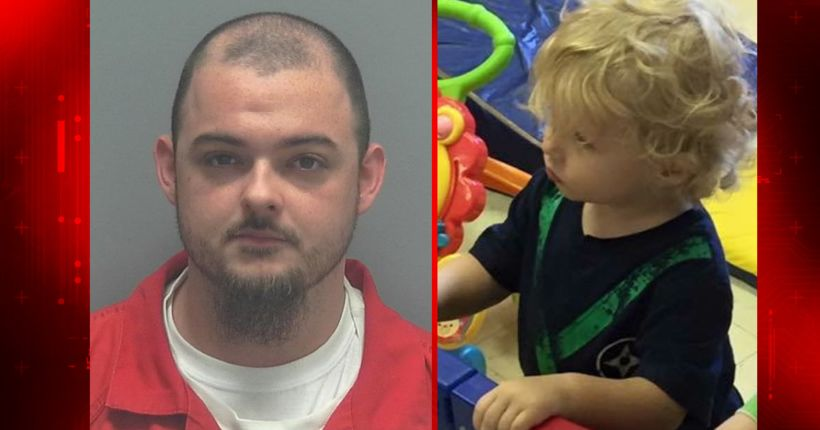 Man turns himself in for fatal beating of 2-year-old