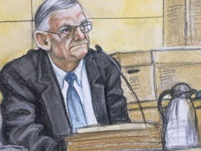 Judge rules Sheriff Joe Arpaio guilty in criminal contempt case