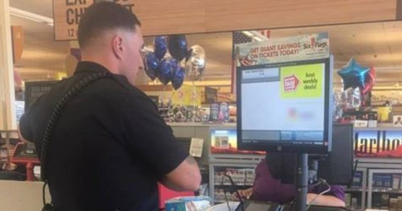 Officer buys diapers for mom accused of trying to steal them