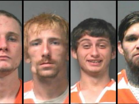 Escaped inmates used peanut butter to trick jailer into opening door to outside