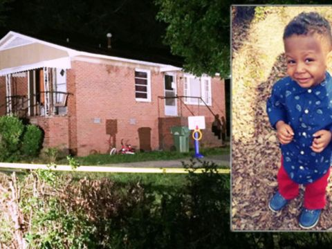 Officials identify 2-year-old boy shot, killed at home