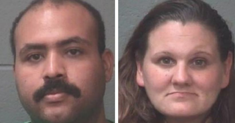 Couple arrested in connection with sexual abuse of 3 minors