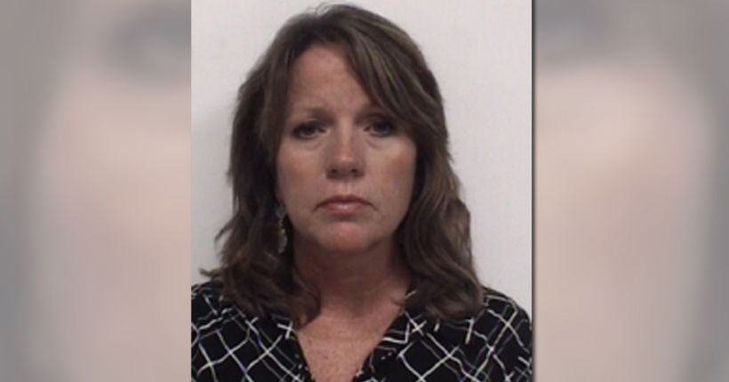 Woman charged with statutory rape of former student