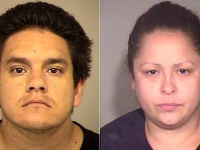 Couple arrested for ID theft of 117 victims; $90K car led to arrests: Sheriff