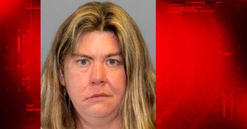 Mom abandoned son with special needs in woods, police say