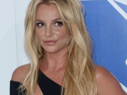 Britney Spears' concert halted after man storms stage