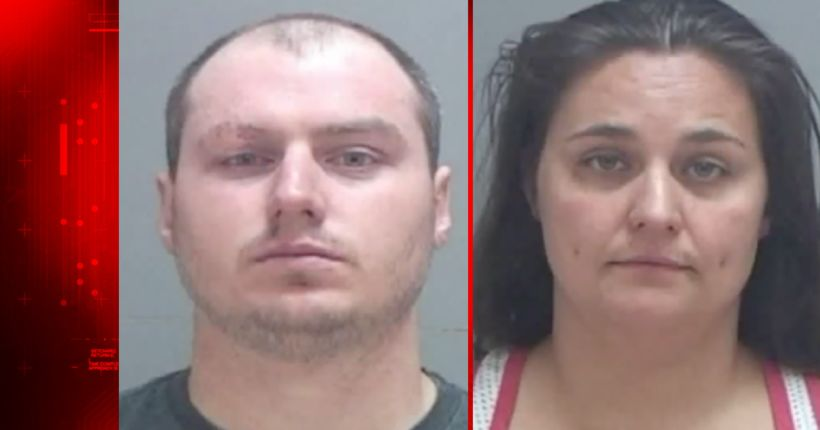 Couple arrested after young boy allegedly abused, repeatedly locked in closet