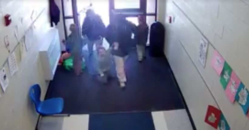 Teacher, aide on administrative leave after dragging child with autism through school hallways