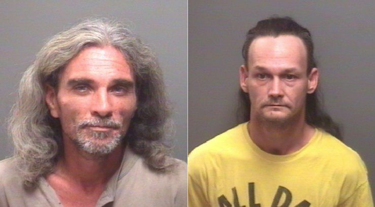 Celestial beings told him to change his name to Yahweh, now he and his associate are facing drug charges
