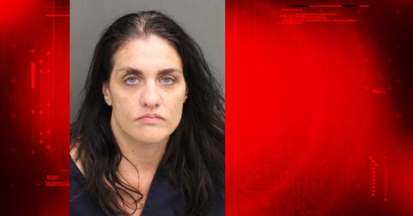 Woman rams car into hotel fence, deputies say