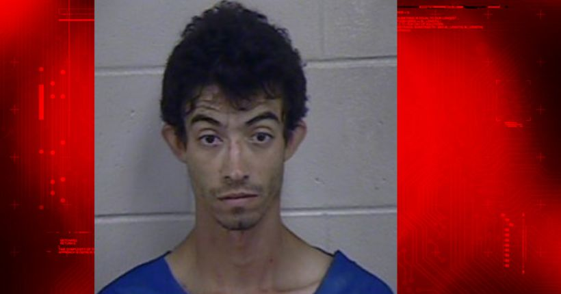 Suspect admits to doing meth and throwing rocks at cars believing 'the purge' was happening