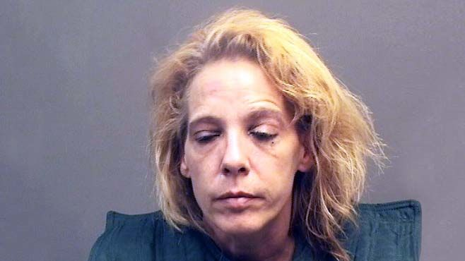 Police: Woman arrested during undercover sex sting