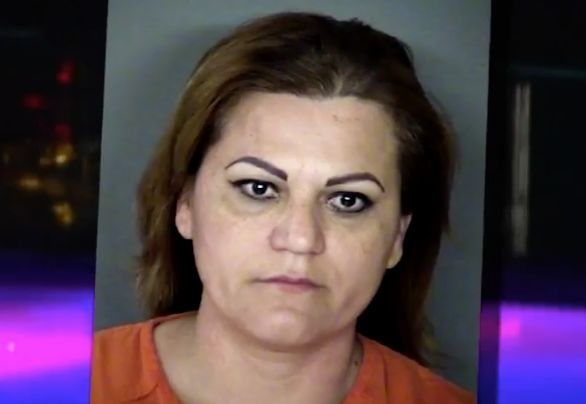 Woman arrested, accused of trying to hire hit man
