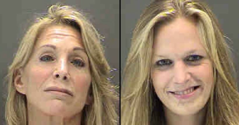 Florida mother, daughter charged with prostitution & unlicensed massage therapy