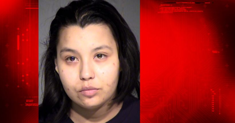 Police: Infant scalded on hand, step-mom arrested