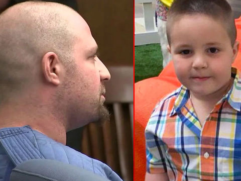 Andressian gets 25 years to life for murder of 5-year-old son
