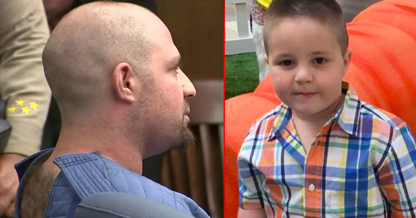 South Pasadena dad sentenced to 25 years to life in murder of 5-year-old son