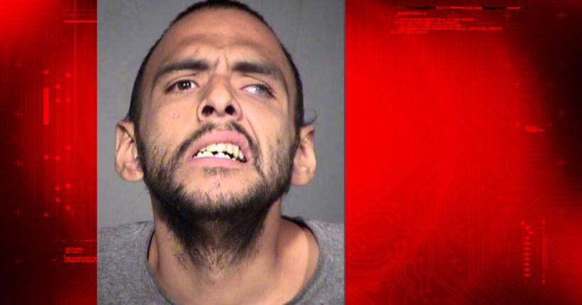 PD: Armed Phoenix homeowner captures trespasser