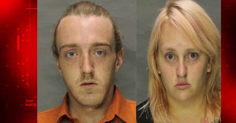 Couple charged after toddler suffocated by weighted mattress on crib