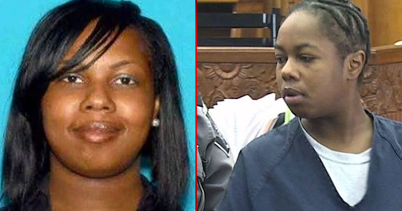 Shanika Minor sentenced to 30 years in prison in deaths of Tamecca Perry, her unborn child
