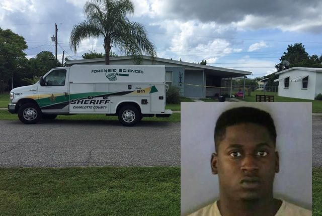 Port Charlotte man shoots girlfriend in private area, deputies say