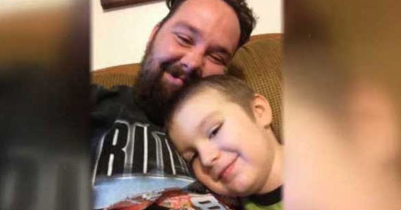 Father found guilty in son's scalding death