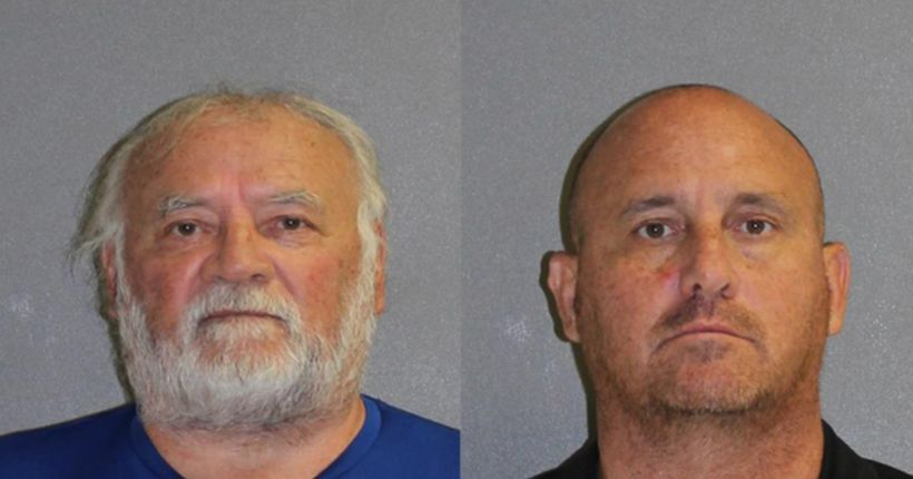 Deputies: Father, son accused of molesting young girls for several years