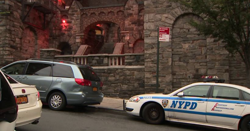 Woman with rosary beads in her throat dies; boyfriend hospitalized in the Bronx