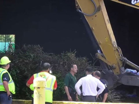 Headless body found in Dumpster at Miami recycling facility