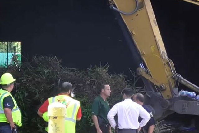 Headless body found in Dumpster at Hiahleah recycling facility