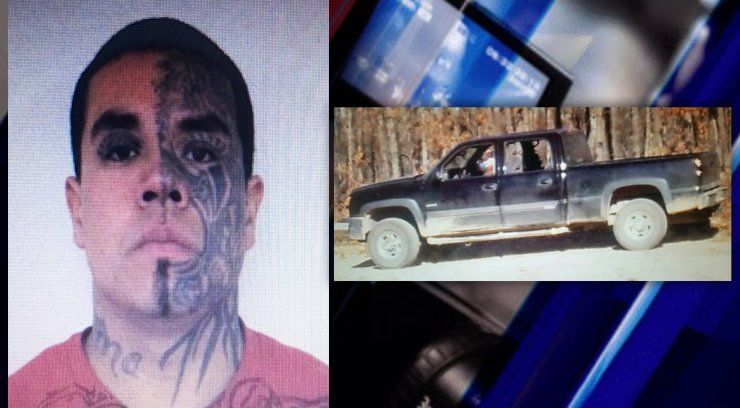 Oklahoma man who allegedly stole truck after shooting woman, man arrested
