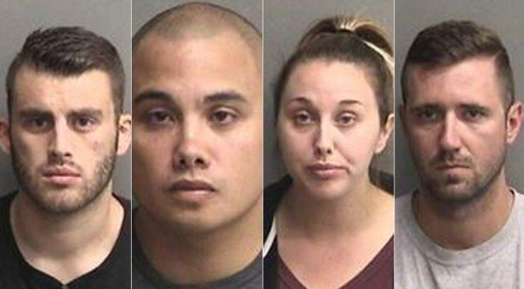 4 Alameda County jail deputies arrested after inmate uses urine, feces in repeated 'gassing' attacks: authorities