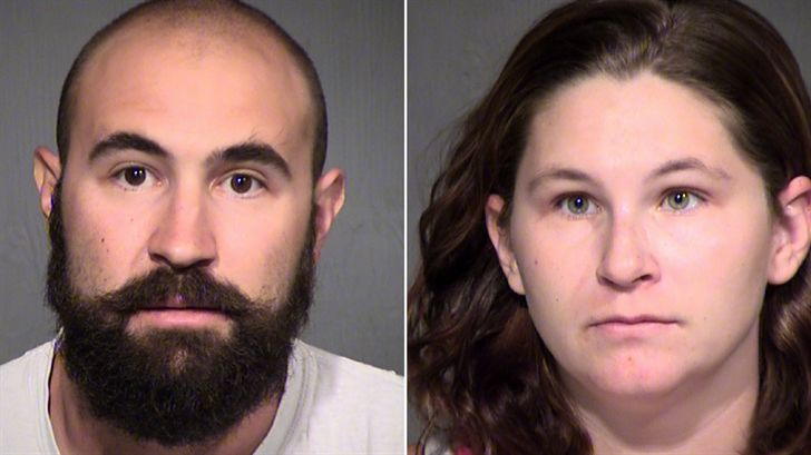 Arizona couple accused of having sex with underage babysitter