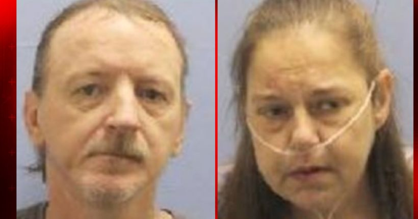 Grandparents charged after 2-year-old tests positive for drugs
