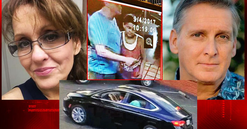Santa Barbara County man believed to have kidnapped ex-girlfriend, taken her toward Las Vegas