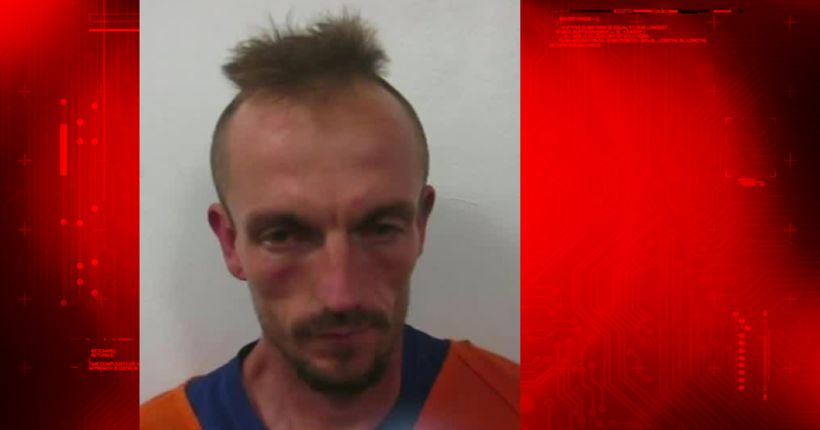 Inmate who escaped from transport van in Oklahoma found hiding in mobile home
