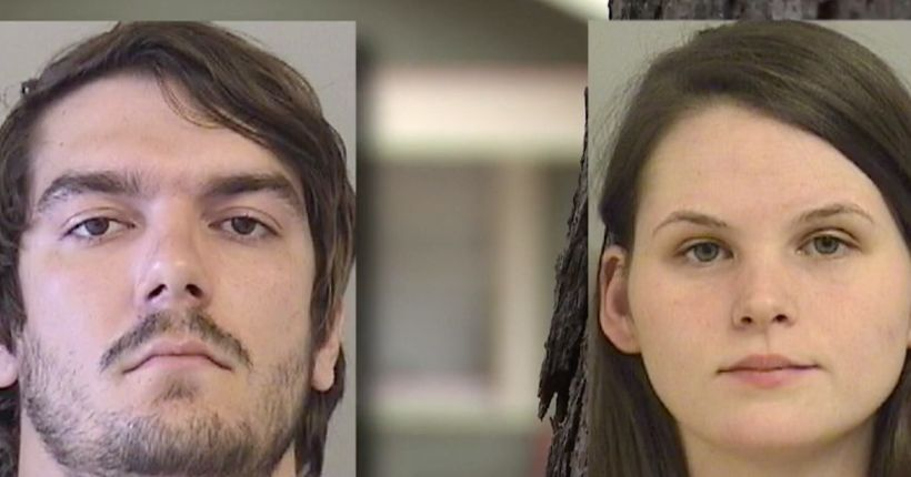 Couple arrested after Oklahoma daycare spots injuries on 2-year-old girl