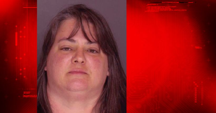 Police: Machete-wielding woman said, 'I have a surprise for you' before striking husband