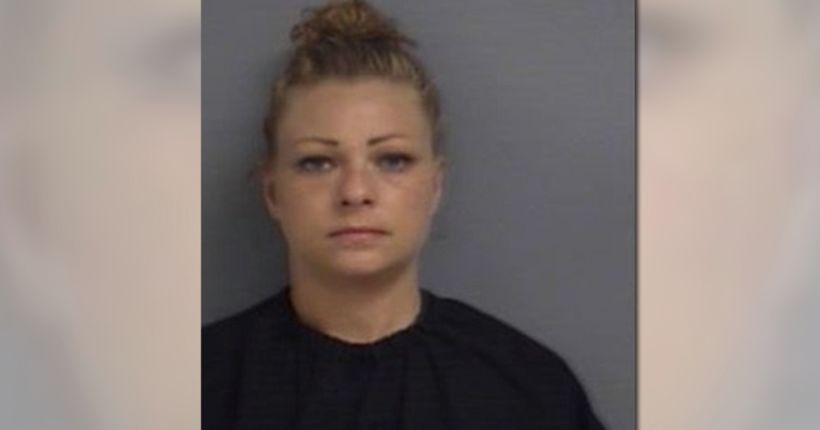 Woman allegedly goes to SC sheriff's office for polygraph test, does meth during break
