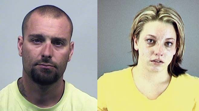 Police: Woman overdosed, man was drunk with children in tow