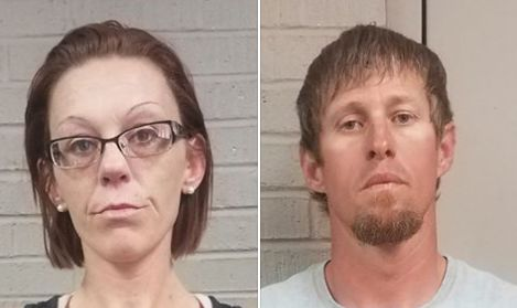 Louisiana couple booked for having sex in library, local businesses
