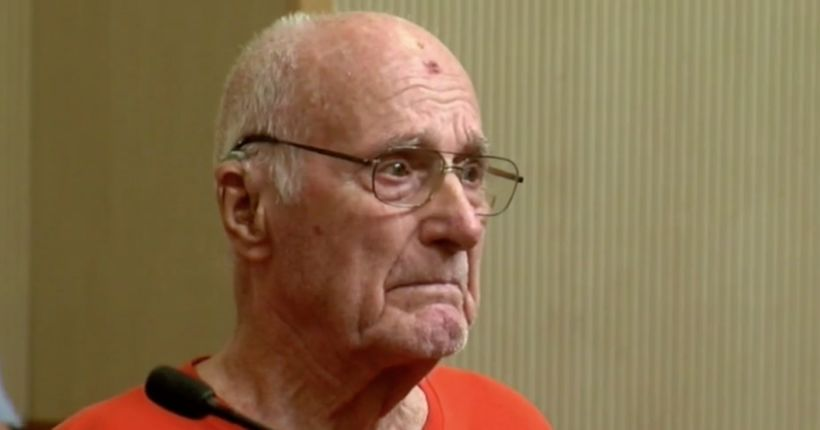 Police: 88-year-old man attacked wife with hammer to 'end her suffering'