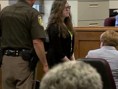 Slender Man case: Anissa Weier found mentally ill; no prison