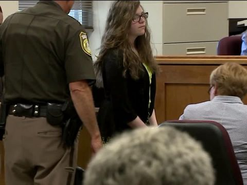 Slender Man case: Anissa Weier found mentally ill; no prison