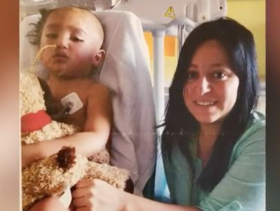 Mother of toddler beaten by babysitter speaks out