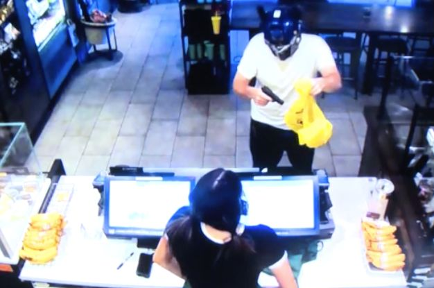 Suspect plans to sue 'hero' who stopped him from robbing Starbucks