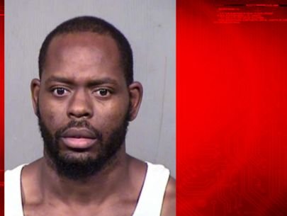 PD: Man accused of choking son with a clothes hanger