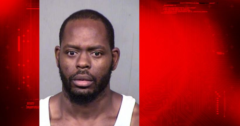 PD: Mesa man accused of choking 5-year-old son with a clothes hanger