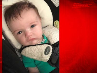 Baby's checkup leads to child abuse charges against dad