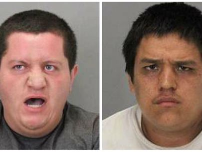Men allegedly used mentally challenged teen to rob women